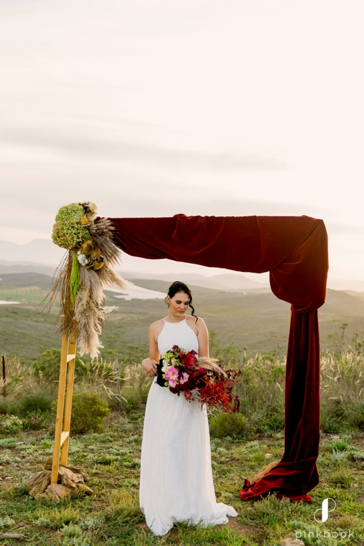 wedding arches south africa
