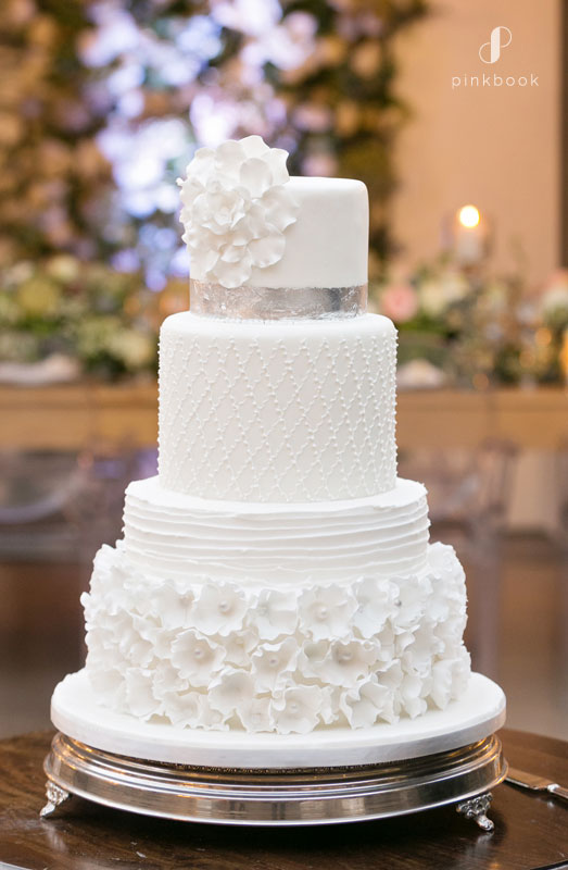 cost of a wedding cake