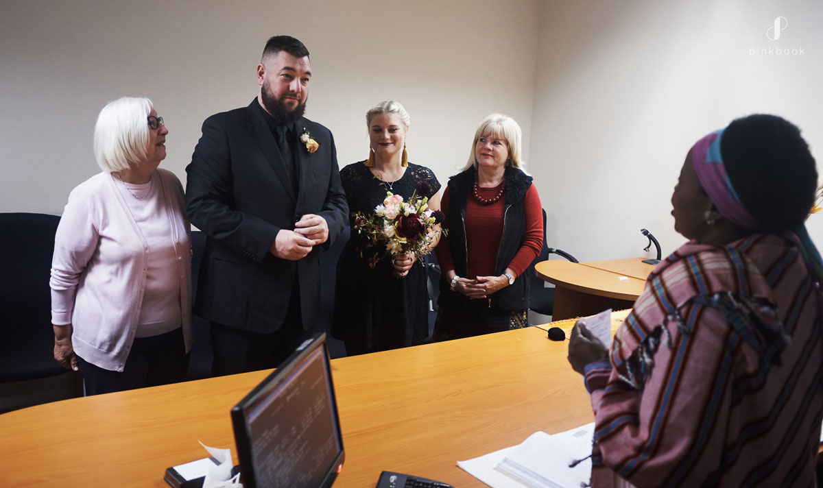 Department of Home Affairs Marriage