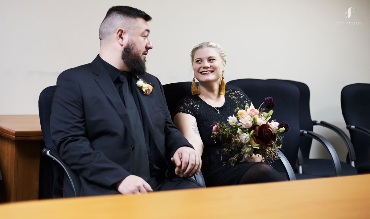 Getting Married at Court in South Africa