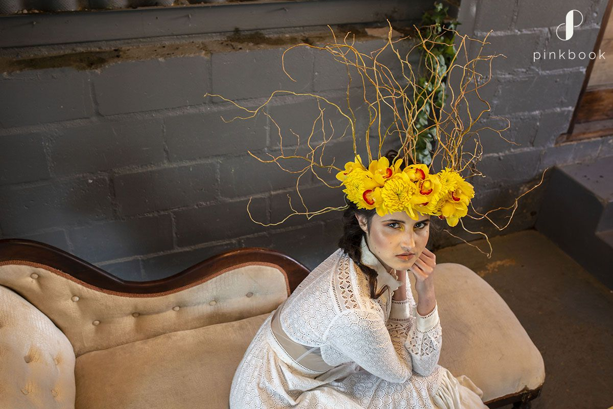 yellow wedding inspiraiton