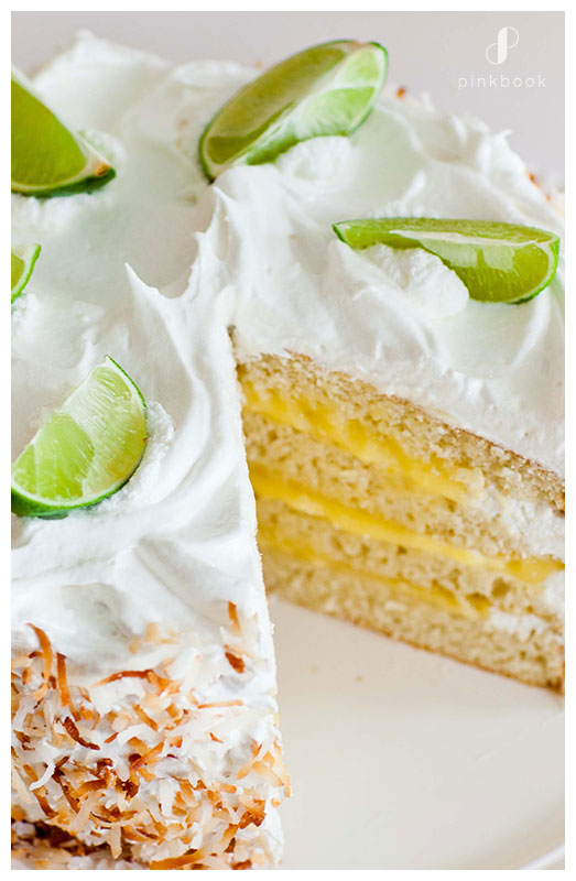 Key Lime Cake Flavour