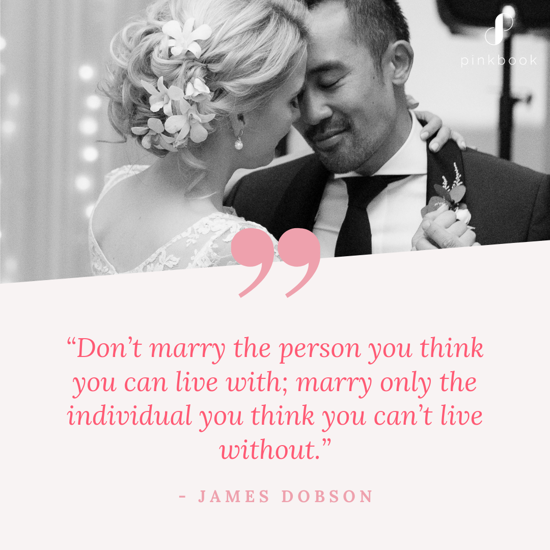 marriage quote pink book