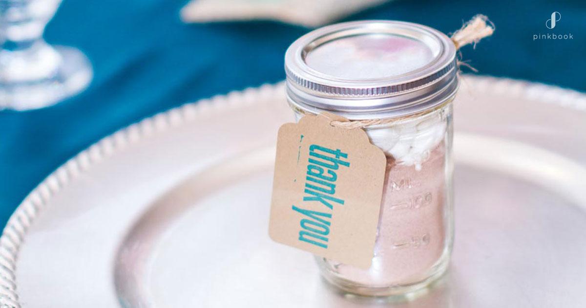 sherbert wedding gift ideas
