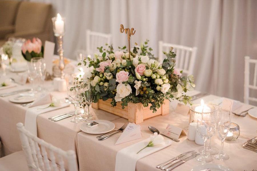 The Bloom Room & Trendy Settings