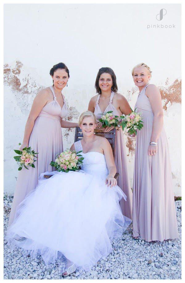 convertable dress for bridesdmaids