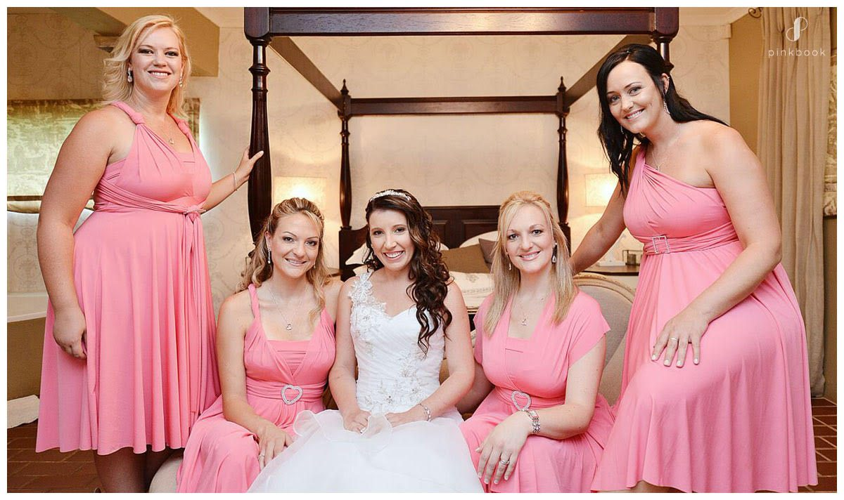 Bridal Party Dresses All Body Types