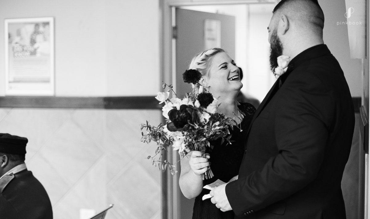 Wedding at Home Affairs Cape Town