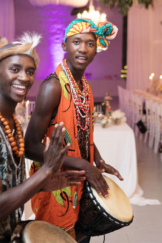 Wedding Entertainment South Africa