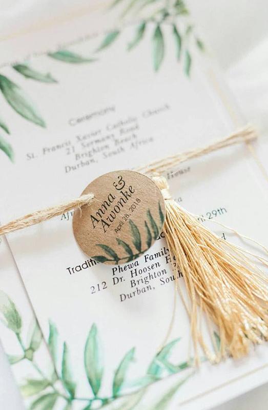 wedding invitations by teelee