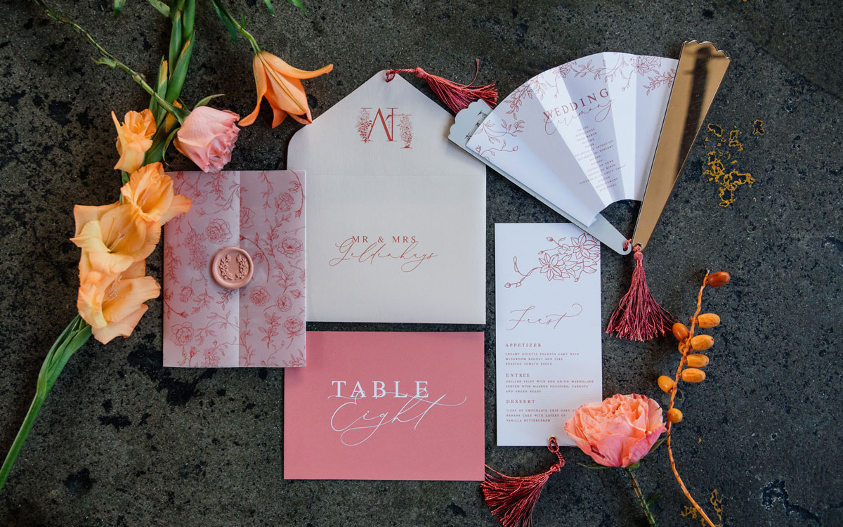 wedding invitations south africa