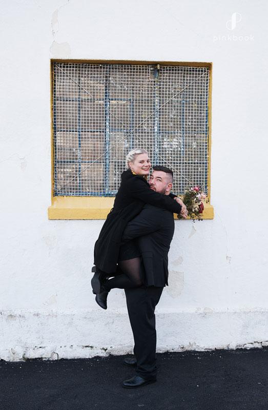 Wedding Photos in City Cape Town