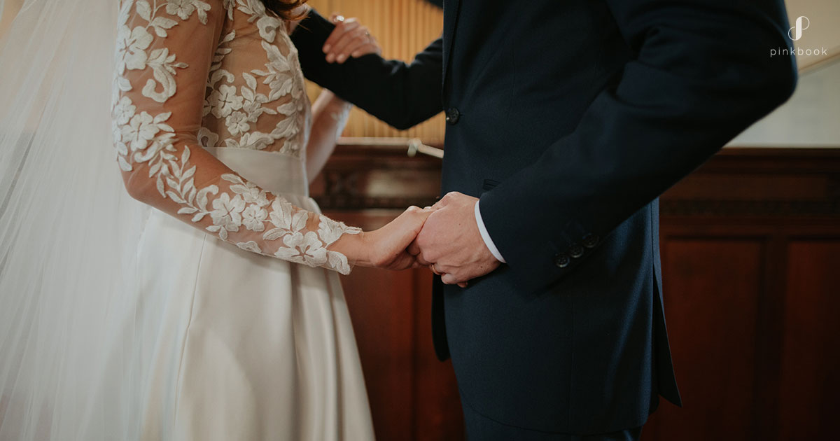 Wedding Ceremony Photos by Duane Smith