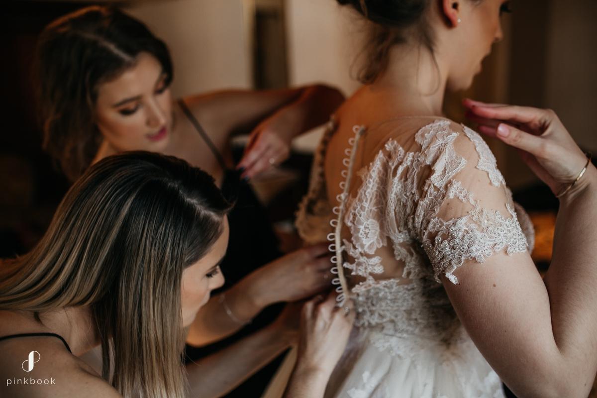 Malindi and Stefano Wedding
