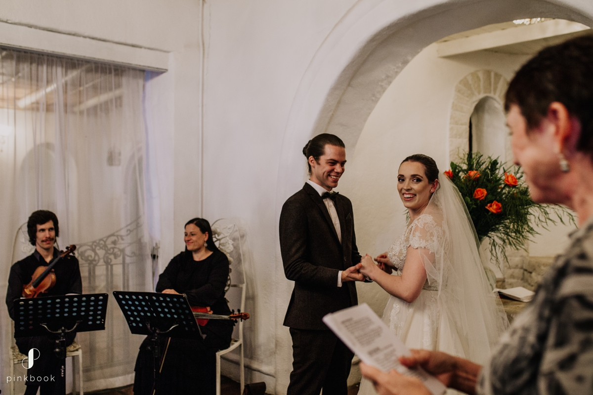 weddings at eben haezer