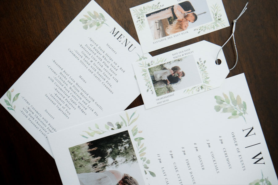 All Things Wedding From Q-Photo