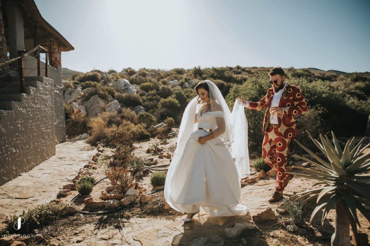 bohemian weddings south africa