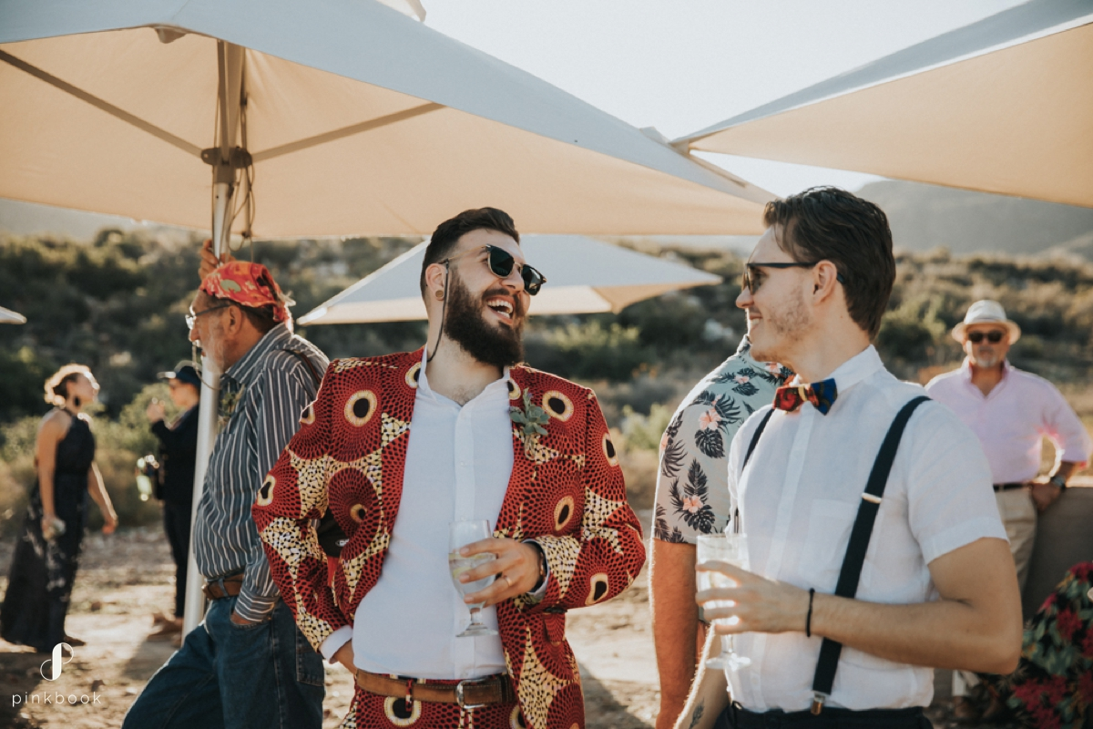 african inspired wedding