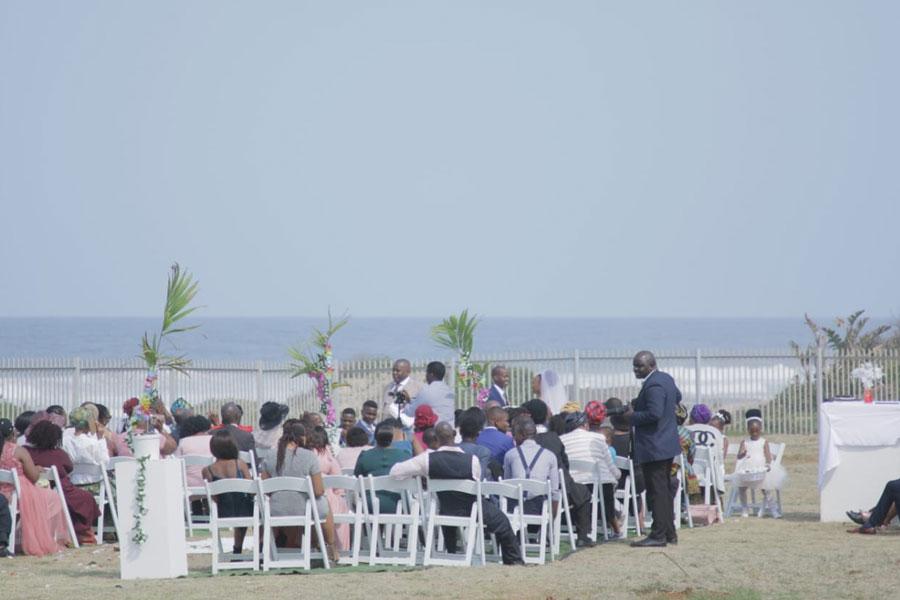Coastal Beach Lounge
