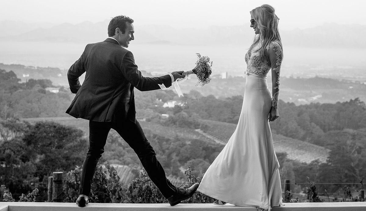 best wedding photographers mark le grange