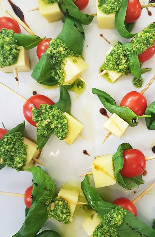 catering companies cape town flying pan
