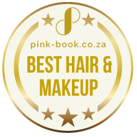 best hair and makeup gold