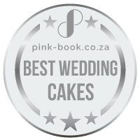 best wedding cakes silver