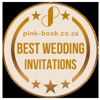 best wedding invitations bronze