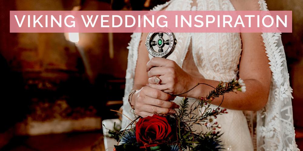 viking wedding inspiration feature