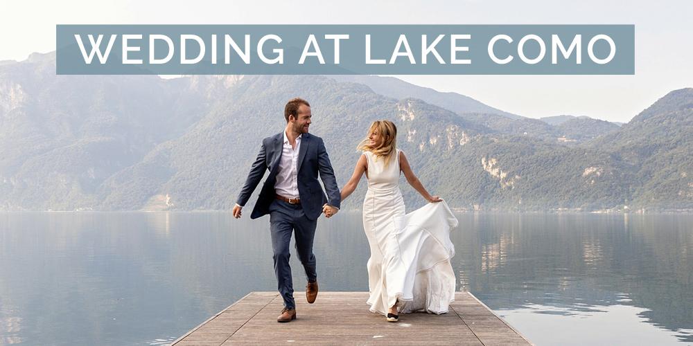 Adventurous Lake Como Wedding by ZaraZoo Photography