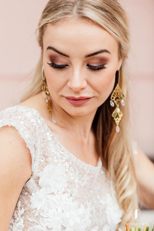 bridal makeup blush Makeup Exquisite