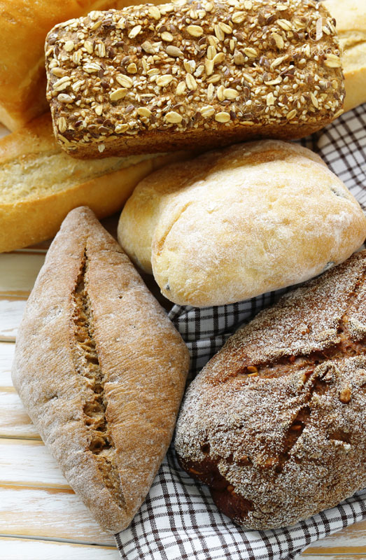 bread for harvest table