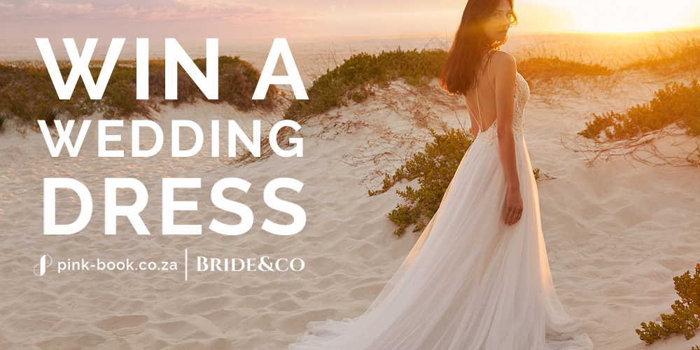 WIN a Wedding Dress from Bride&Co