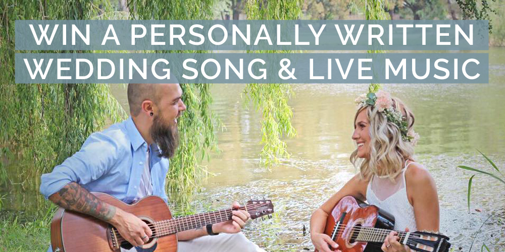 win a wedding song and live music