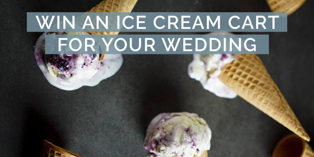 WIN Handcrafted Ice Creams For Your Wedding Worth R4000