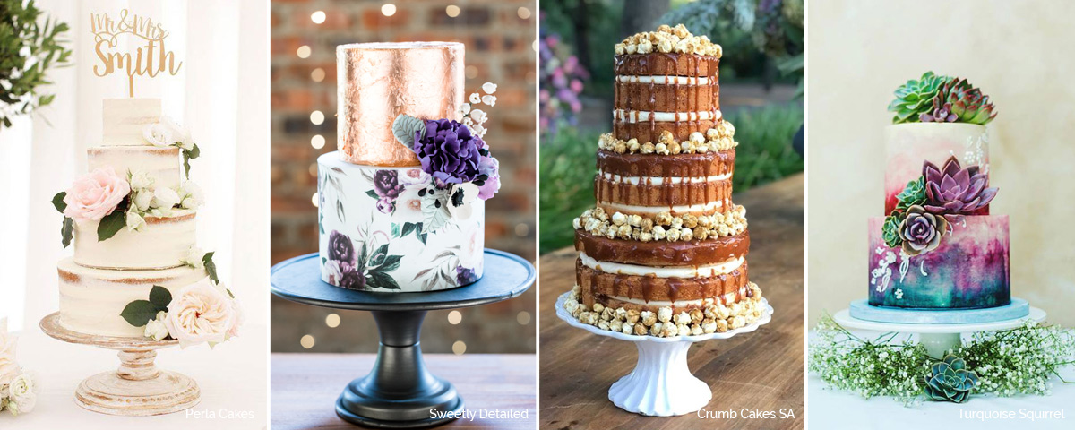 best wedding cakes south africa