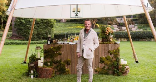 Colin Cowie's Destination Wedding