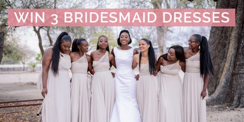 WIN Infinity Dresses for Your Bridesmaids