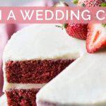 CLOSED - Win a Wedding Cake worth R4200