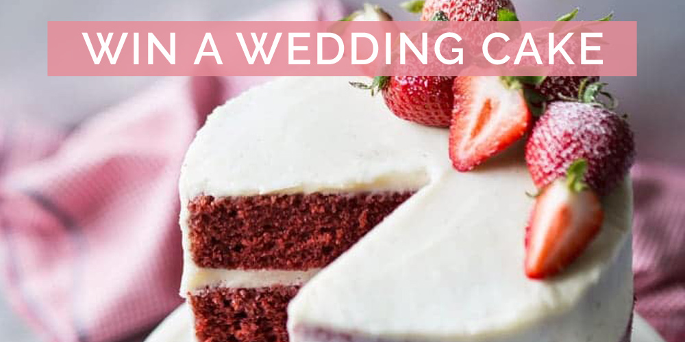 Win a Wedding Cake worth R4200