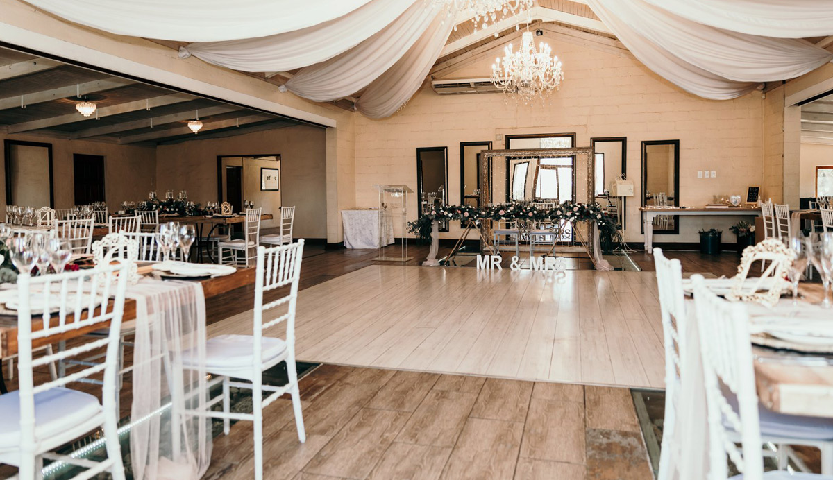 best farm wedding venues in south africa oakfield