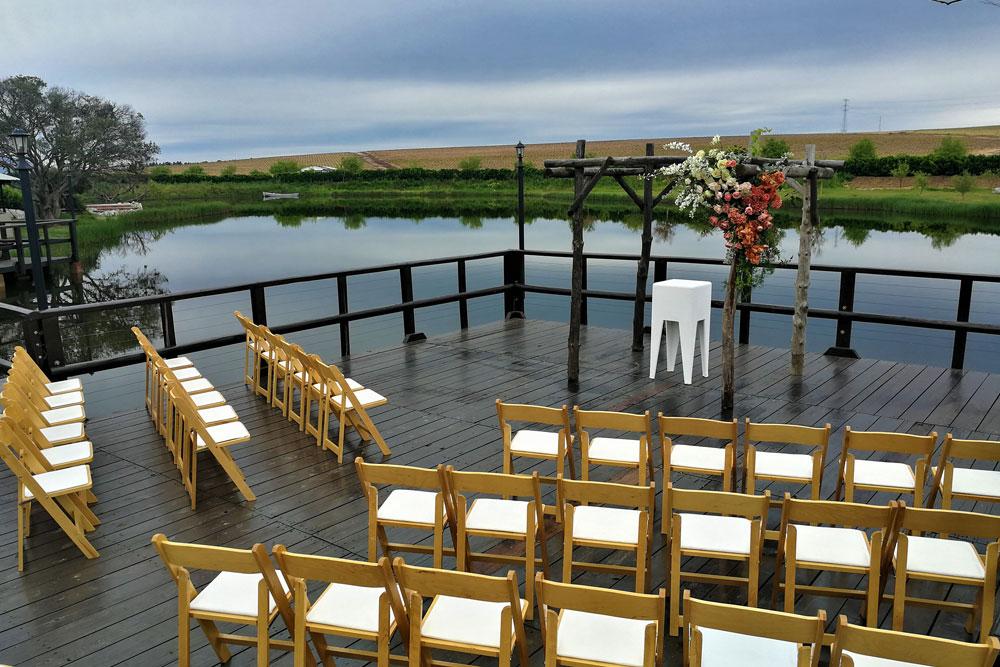 Die Kalkoonde Weddings & Events Venue