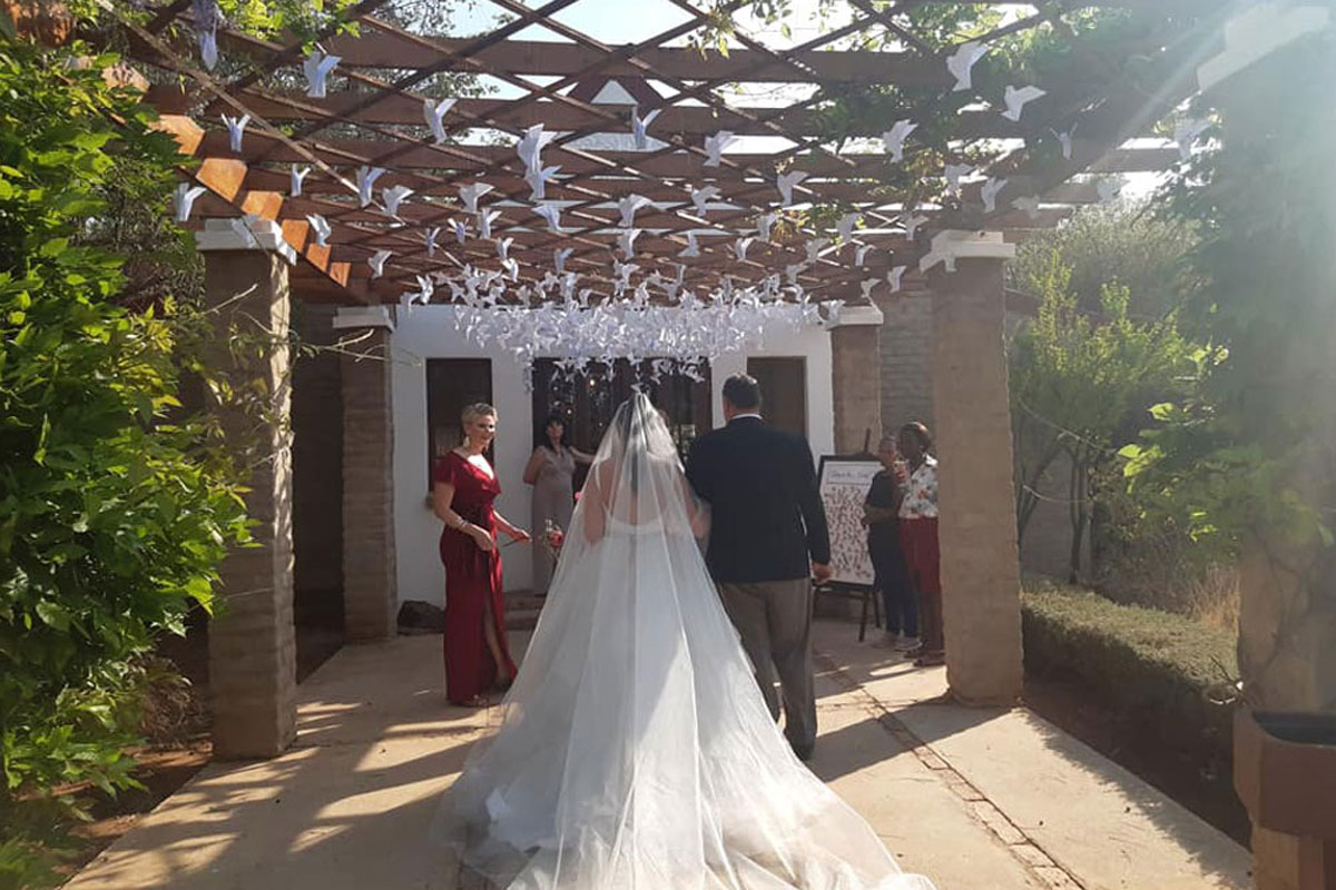 weddings at monate game lodge