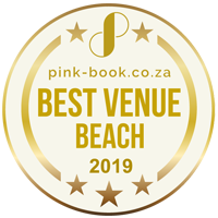 best beach wedding venue award gold