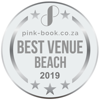 best beach wedding venues south africa awards