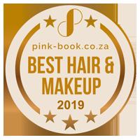 best hair and makeup award bronze