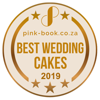 best wedding cakes south africa award bronze