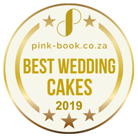 top wedding cakes in south africa award