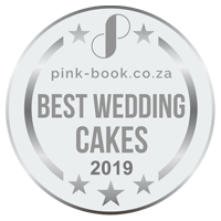 best wedding cakes south africa silver