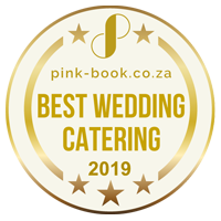 best wedding catering companies in south africa awards